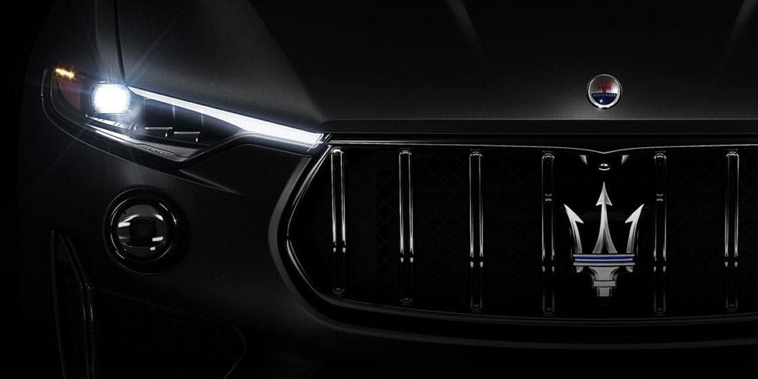 Maserati, Branding Design, Ali Hoss